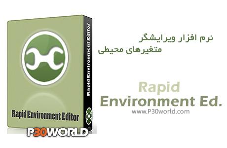 دانلود Rapid Environment Editor 8.0 build 918 Final – نرم افزار ویراستار