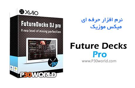 دانلود Future Decks Pro v3.6.2 - نرم افزار ترکیب و میکس حرفه ای صدا