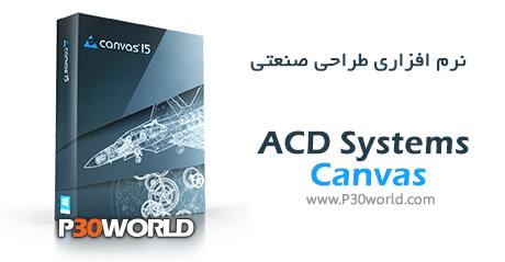 دانلود ACD Systems Canvas GIS 15.0.1764 – نرم افزار طراحی صنعتی