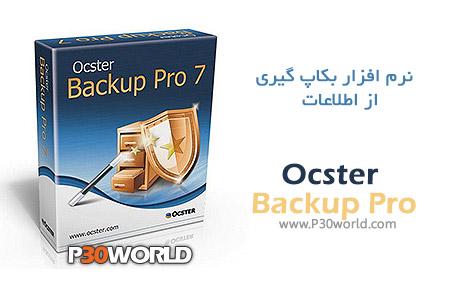 دانلود Ocster Backup Pro 7.21 – نرم افزار بک آپ و پشتیبان گیری