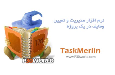 دانلود TaskMerlin 5.2.0.1 – نرم افزار مدیریت پروژه و وظایف شخصی