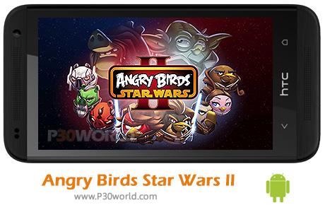 دانلود Angry Birds Star Wars II v1.2.7 – بازی پرندگان عصبانی : جنگ ستارگان 2 مخصوص اندروید