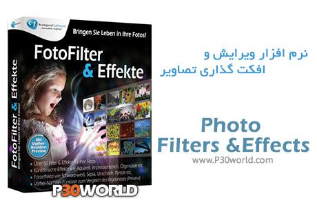 دانلود InPixio Photo Filters and Effects 5.01.23833 – نرم افزار افکت گذاری حرفه ای روی عکس های دیجیتال