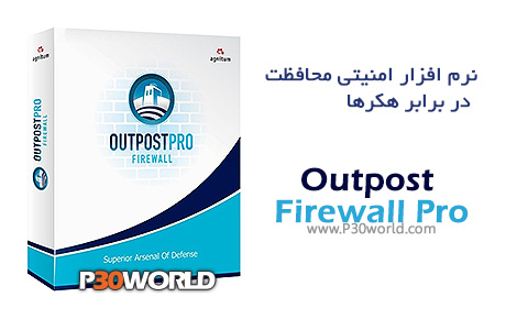 دانلود Outpost Firewall Pro 9.0.4535.670.1937 – نرم افزار محافظت سیستم در برابر هکرها