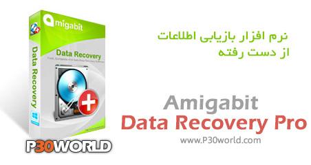 دانلود Amigabit Data Recovery Professional & Enterprise 2.0.1 - نرم افزار بازیابی اطلاعات از دست رفته