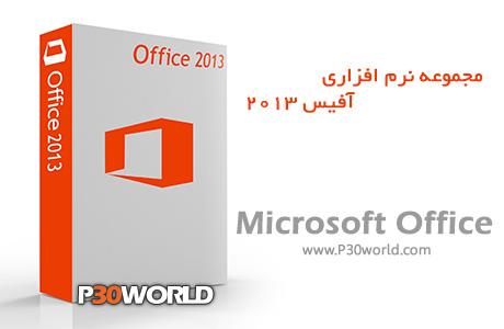 دانلود Microsoft Office 2013 SP1 Select Edition v15.0.4569.1506 x86/x64 – آفیس 2013