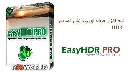 دانلود easyHDR PRO 2.30.4 – نرم افزار ساخت تصاویر HDR