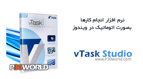 دانلود vTask Studio 7.84 – نرم افزار انجام کارها بصورت اتوماتیک در ویندوز