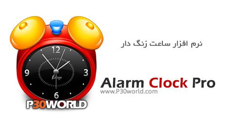 دانلود Alarm Clock Pro 9.5.4 – نرم افزار ساعت زنگ دار