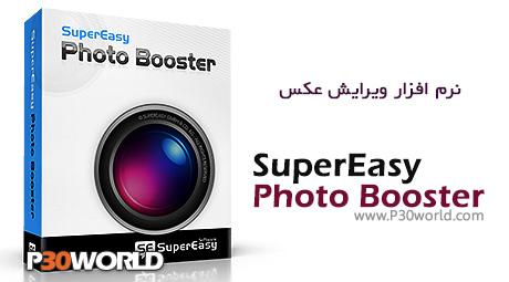 دانلود SuperEasy Photo Booster 1.1.2131 – نرم افزار بهینه سازی و بهبود تصاویر