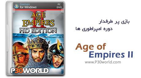 دانلود Age of Empires II HD – دانلود بازی عصر امپراطوری ها
