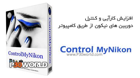 دانلود ControlMyNikon 4.1.0.21 – نرم افزار کنترل دوربین نیکون توسط کامپیوتر