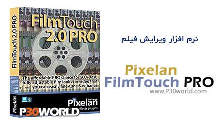 دانلود Pixelan FilmTouch PRO 2.0 – نرم افزار ویرایش فیلم