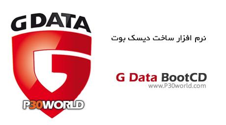 دانلود G Data BootCD 2014 – دیسک بوت و نجات آنتی ویروس جی دیتا