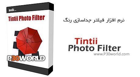 دانلود Tintii Photo Filter v2.8 – فیلتر جداسازی رنگ در فتوشاپ