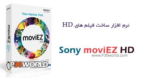 دانلود Sony moviEZ HD 1.0 – نرم افزار ساخت فیلم های HD
