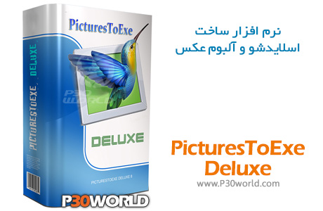 دانلود PicturesToExe Deluxe