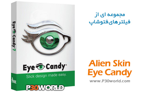 دانلود Alien Skin Eye Candy