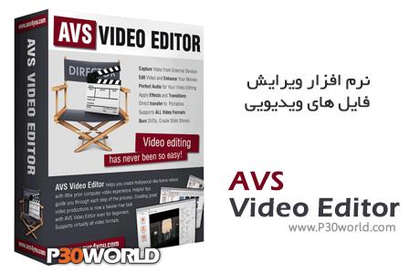 دانلود AVS Video Editor