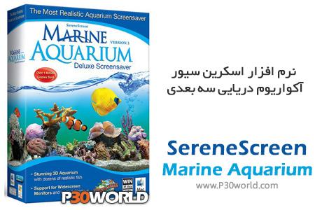 دانلود SereneScreen Marine Aquarium
