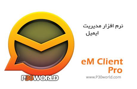 دانلود eM Client Pro