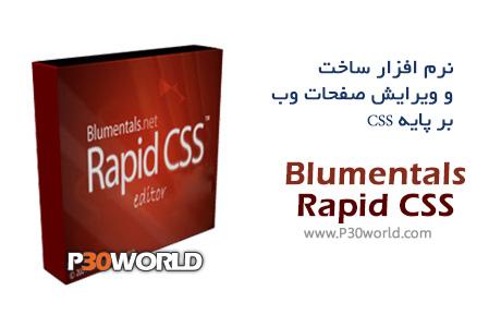 دانلود Blumentals Rapid CSS Editor