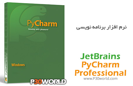 دانلود JetBrains PyCharm Professional
