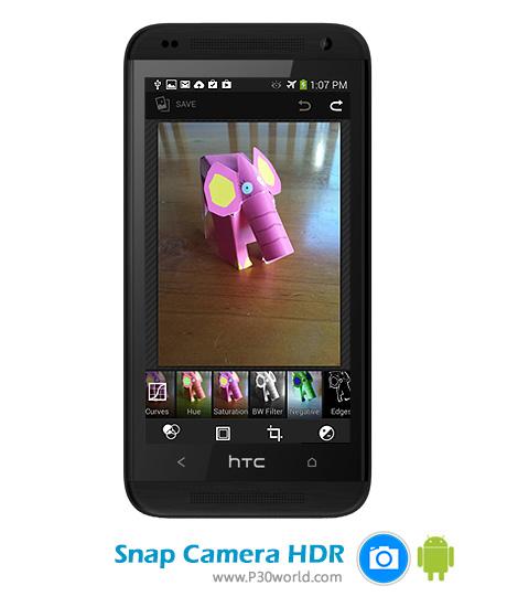 دانلود Snap Camera HDR