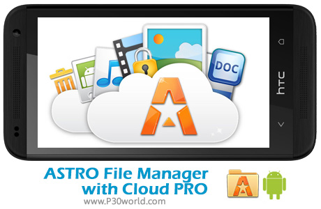 دانلود ASTRO File Manager with Cloud PRO