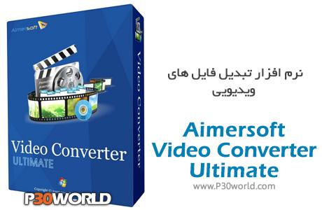 دانلود Aimersoft Video Converter Ultimate