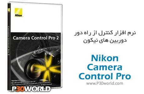 دانلود Nikon Camera Control Pro