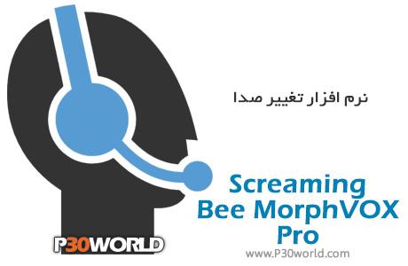 دانلود Screaming Bee MorphVOX Pro