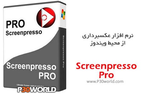 دانلود Screenpresso Pro