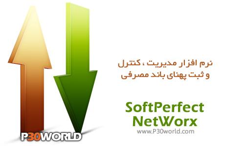 دانلود SoftPerfect NetWorx