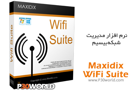 دانلود Maxidix Wifi Suite