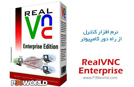 دانلود RealVNC Enterprise Edition