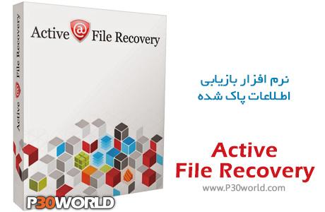 دانلود Active@ File Recovery
