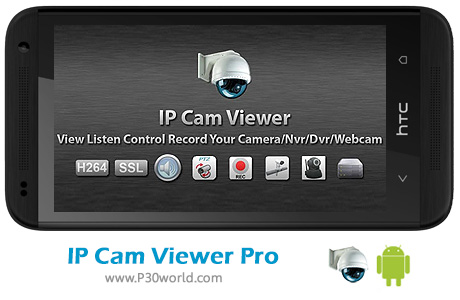 دانلود IP Cam Viewer Pro