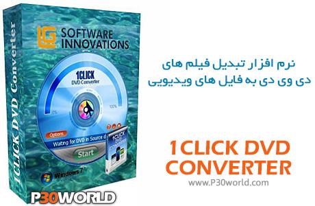 دانلود ۱CLICK DVD Converter