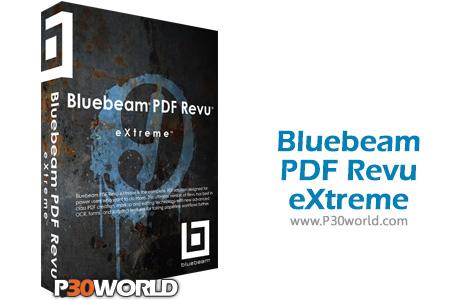 دانلود Bluebeam Revu eXtreme