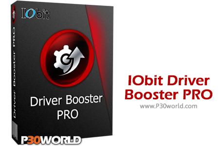 دانلود IObit Driver Booster PRO