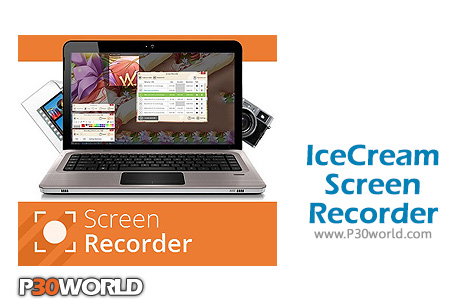 دانلود IceCream Screen Recorder Pro