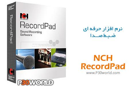 دانلود NCH RecordPad