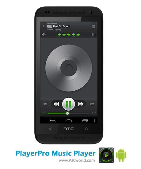 دانلود PlayerPro Music Player