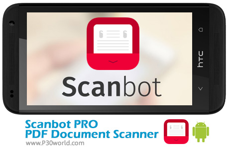 دانلود Scanbot PRO PDF Document Scanner 6 8 1 220 Pro - نرم