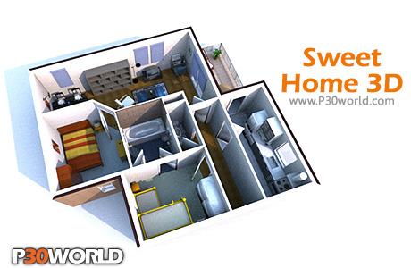 دانلود Sweet Home 3D