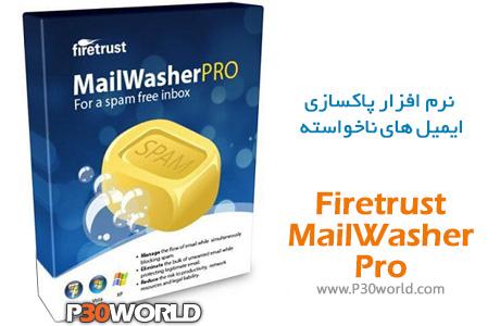 دانلود Firetrust MailWasher Pro