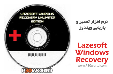 دانلود Lazesoft Windows Recovery 4.3.1 Unlimited Edition