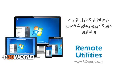 دانلود Remote Utilities