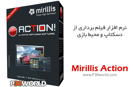 دانلود Mirillis Action!